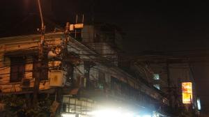 Bangkok et ses fils électriques
