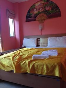 chambre au Ao nang Vip hotel
